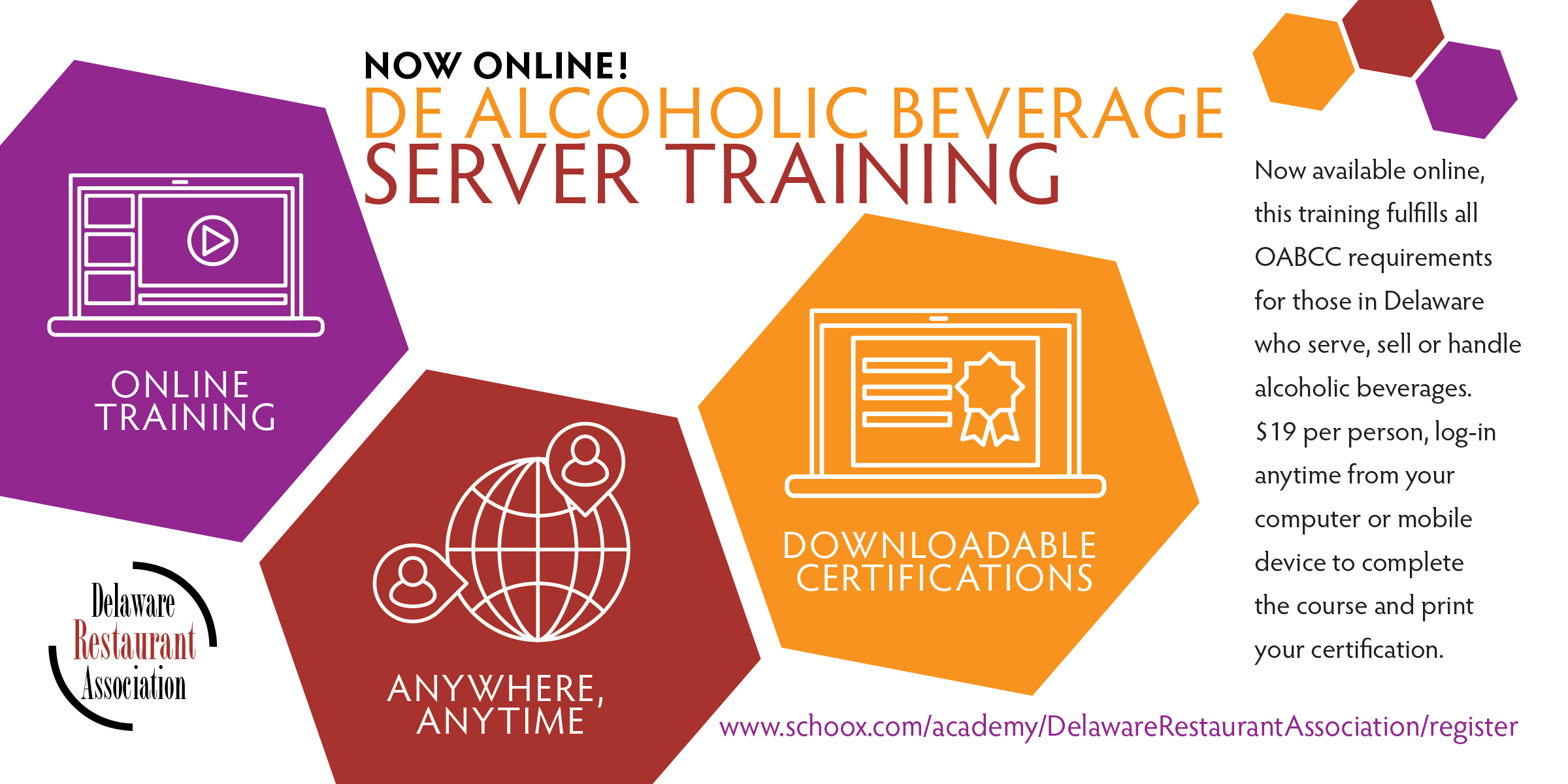 Online Alcohol Server Training Delaware Restaurant Association